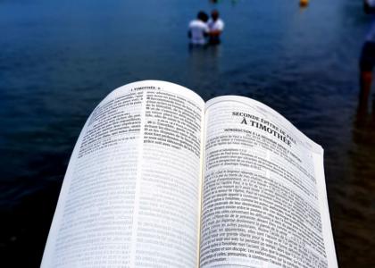Bienvenue aux nouveaux baptisés…